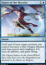 2x Dance of the skywise (danza de los cielos sabios) Dragons of tarkir Magic