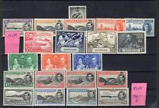ASCENSION  DIFINITIVES  ++     NICE  LOT          MINT /MNH      011