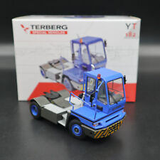 1/50 Terberg Special Vehicles YT182 Trailer Head Diecast Models Collection Toys