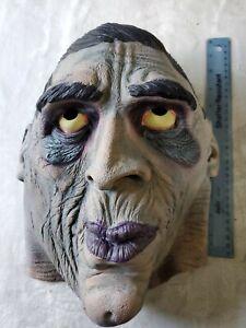 Nice Mario Chiodo Frankenstein Mask 2006 Halloween 94607
