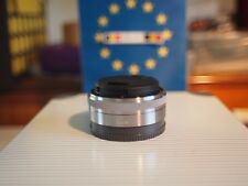 Sony E-mount  2.8/16mm