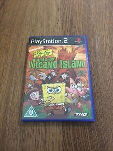 Spongebob & Friends: Battle for Volcano Island - PS2