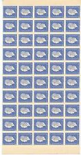FRANCE 50 timbres en FEUILLE 10c DULAC. NEUVE xx.TRES BELLE.