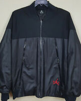 NIKE AIR JORDAN XI 11 72-10 PINNACLE JACKET BLACK RED 777495-010 (SIZE 2XL)