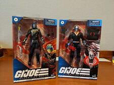 GI Joe Classified Cobra Commander And Destro