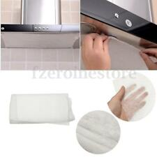 Non-woven Cooker Hood Extractor Fan Grease Filter Paper Home Kitchen 45x60cm