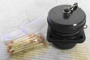 Amphenol ZREP-20-386SN 37 Pin Connector