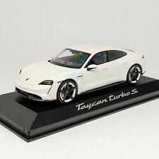 1:43 Porsche Taycan Turbo S, Minichamps