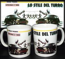 tazza mug supercinque RENAULT 5 GT Turbo scodella ceramica