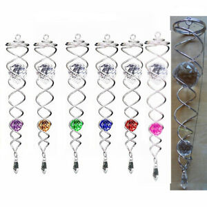 Crystal  Wind Spinner Sun Catcher Wind /Spinner for In/Outdoor
