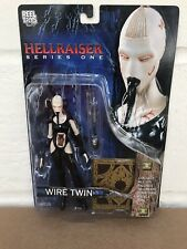 """Neca Hellraiser Series One Wire Twin 7"""" Action Figure - New Sealed Moc"""
