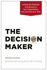The Decision Maker (CD)