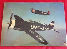 VTG Republic P-47 Thunderbolt Spirit of Atlantic City NJ Aviation Photo on Wood