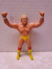 """HULK HOGAN - WWE WWF 1985 Vintage LJN BENDIES bend ems 4"""" Action Figure"""