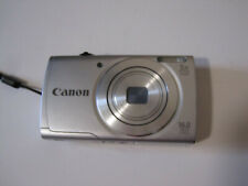 Canon PowerShot A2500 16.0MP Digital Camera - Silver