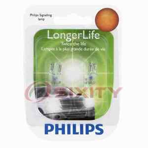 Philips Instrument Panel Light Bulb for Pontiac 6000 Acadian Astre Beaumont pt