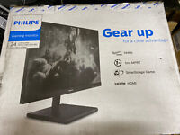 "Philips 24""FHD 144Hz 1ms FreeSync 242E1GSJ Premium Gaming Monitor"