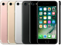 Apple iPhone 7 32GB/128GB Smartphone Mobile Factory Unlocked Colors Grade iOS
