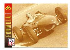 1961 Ferrari 156 Formula 1 Racing card