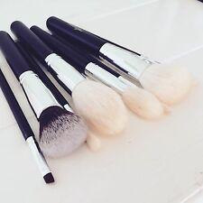 15 Piece Pro Goat Hair Makeup Brushes , Makeup Brush Set , Powder Brush