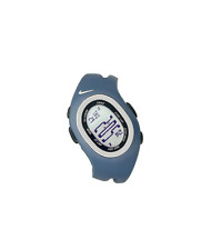 Nike Triax S27 Regular Polyurethane Digital Sports Runner Watch WR0065-405 Blue