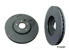 Genuine Disc Brake Rotor fits 2000-2004 Mercedes-Benz E430 SLK32 AMG  WD EXPRESS