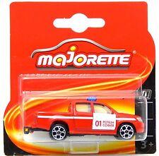 Majorette Toyota Hilux Sofia Bulgarian Fire Department 292B 1:64 1:57