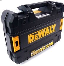 DEWALT CARRYING CASE T-STAK TOOLBOX FITS MOST 18v CORDLESS XR DRILLS