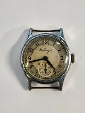 Early soviet POBEDA watch Vintage dial made in 1st Quarter of 1954 in USSR works
