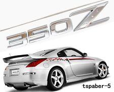 Nismo 350Z Emblem Rear Trunk Badge Sticker Decal Z Z33 GTS GT350Z
