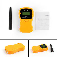 Q8 LCD Display Portable 1MHz-1000MHz Frequency Counter CTCSS/DCS Frequency Or UE