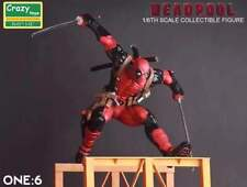 Crazy Toys Marvel Legends Deadpool Wade Wilson 12'' Statue Figure
