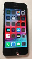 Apple iPhone 5s - 16GB - Space Gray (AT&T ONLY) A1533 (GSM)