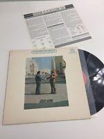 PINK FLOYD ~ WISH YOU WERE HERE LP ~ HALF-SPEED MASTERED Audiophile ~ Vinyl EX