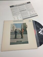 PINK FLOYD ~ WISH YOU WERE HERE LP ~ HALF-SPEED MASTERED Audiophile ~ Vinyl EX