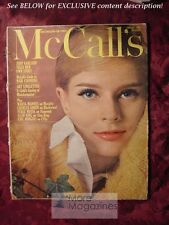 McCALL's January 1964 JUDY GARLAND BARRY GOLDWATER Ruth Lyons Will Stanton