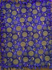 Celestial Fleece Tie Blanket