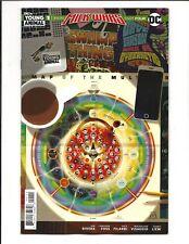 Cave Carson / Swamp Thing SPECIAL #1 (Latte WARS EPISODI 4), QUASI NUOVO NUOVO