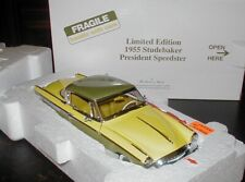 Danbury Mint Limited Edition 1955 Studebaker President Speedster LE 90