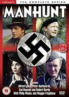 Manhunt  The Complete Series [DVD] [1970]