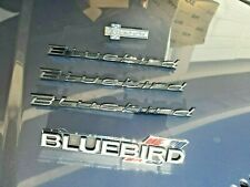 Datsun 510 1600 bluebird SSS JDM fenders & trunk, globe box, grill, SET