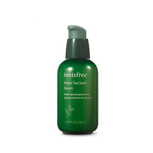 [INNISFREE] Green Tea Seed Serum - 80ml / Korea Cosmetics