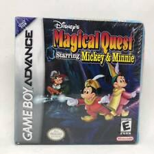 Disney's Magical Quest Starring Mickey & Minnie (Nintendo Game Boy Advance, 2002