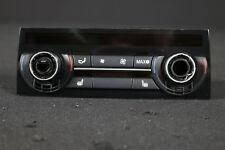 BMW 7er F01 F04 5er F10 6er F12 a/C Automatic Keypad Rear with Heated Seats