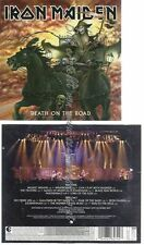 CD--  IRON MAIDEN--DEATH ON THE ROAD -LIVE- | CONTENT