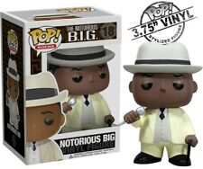 Funko Pop - Notorious B.I.G. Pop Rocks - Vaulted Figure (unopened) w/ Hard Case