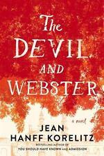 The Devil and Webster, Korelitz, Jean Hanff Book