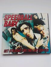 Get Straight for the Last Supper EP Speedball Baby CD 1995 Matador Records PCP