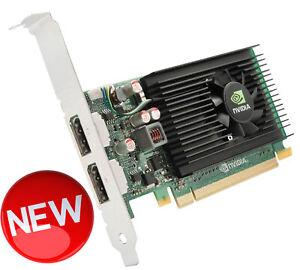 Dualhead Graphic Card Nvidia Nvs 310 512MB GDDR3 Dell 040GW9 Display Port Pcie