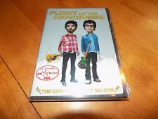 FLIGHT OF THE CONCHORDS COMPLETE FIRST SEASON HBO COMEDY TV SERIES 2 DVD SET NEW